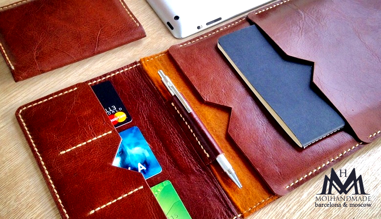 IPad leather covers